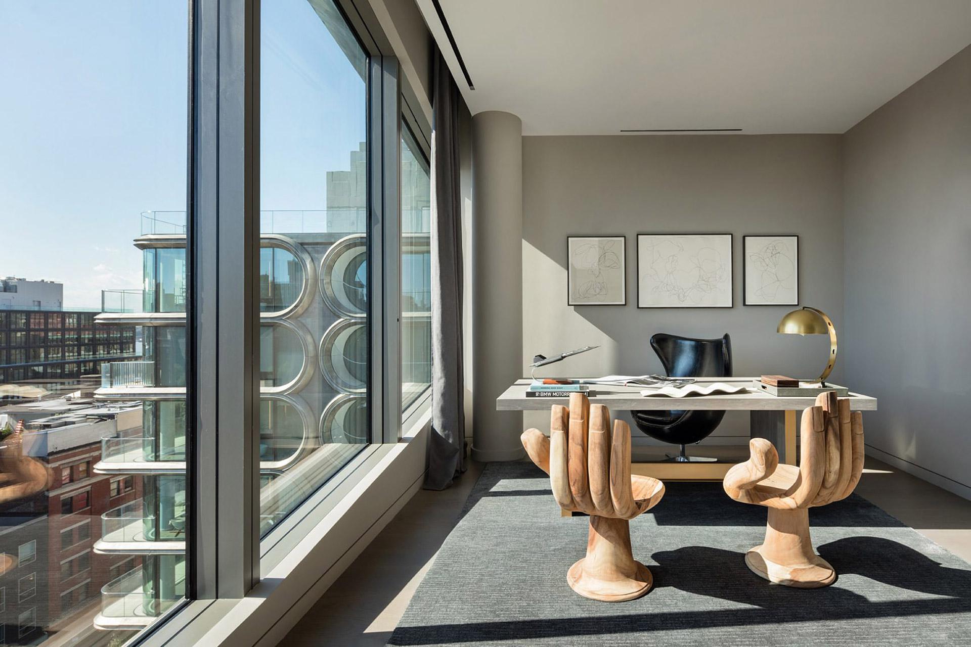 Das $48 Millionen Dollar Penthouse in Manhattan von Zaha Hadid 6