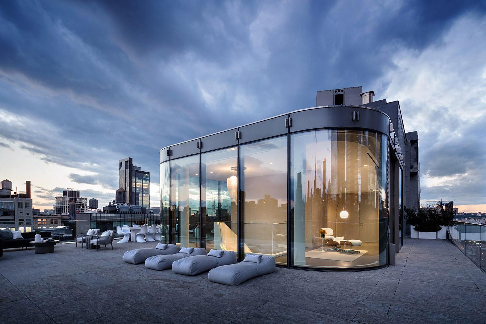 Das $48 Millionen Dollar Penthouse in Manhattan von Zaha Hadid 1