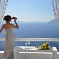 Romantische Oase auf Santorini: Das Oia Castle Luxury Boutique Hotel