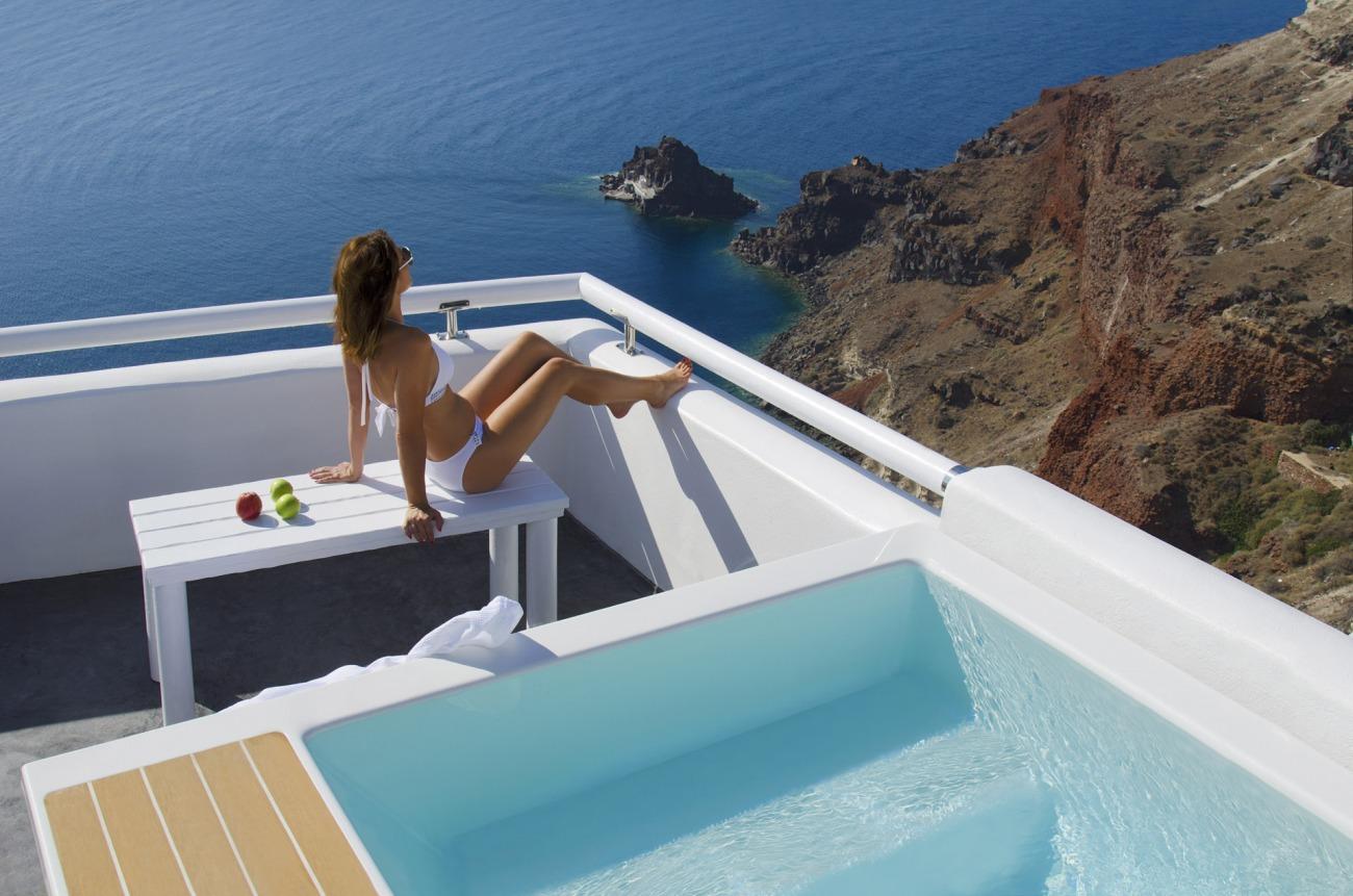 Romantische Oase auf Santorini: Das Oia Castle Luxury Boutique Hotel 12