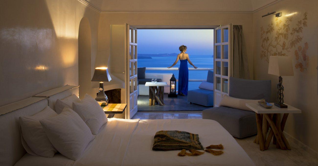Romantische Oase auf Santorini: Das Oia Castle Luxury Boutique Hotel 7
