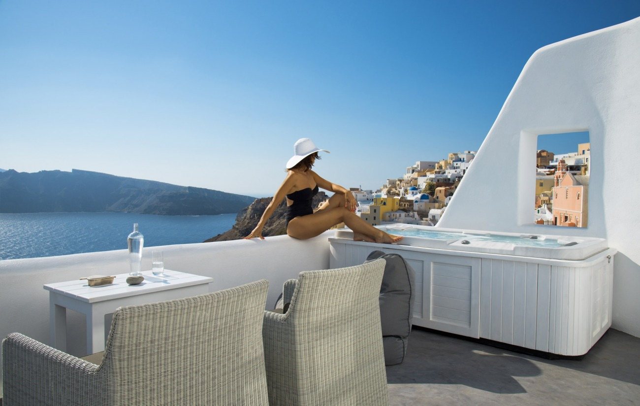 Romantische Oase auf Santorini: Das Oia Castle Luxury Boutique Hotel 13