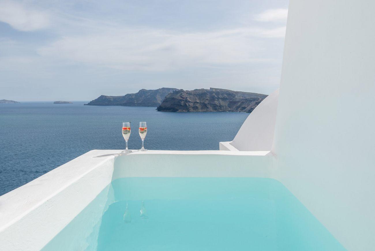 Romantische Oase auf Santorini: Das Oia Castle Luxury Boutique Hotel 9