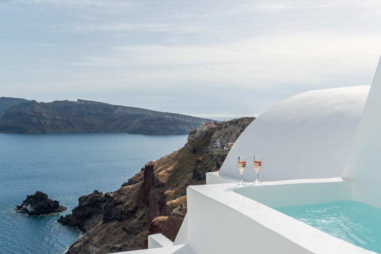 Romantische Oase auf Santorini: Das Oia Castle Luxury Boutique Hotel 8