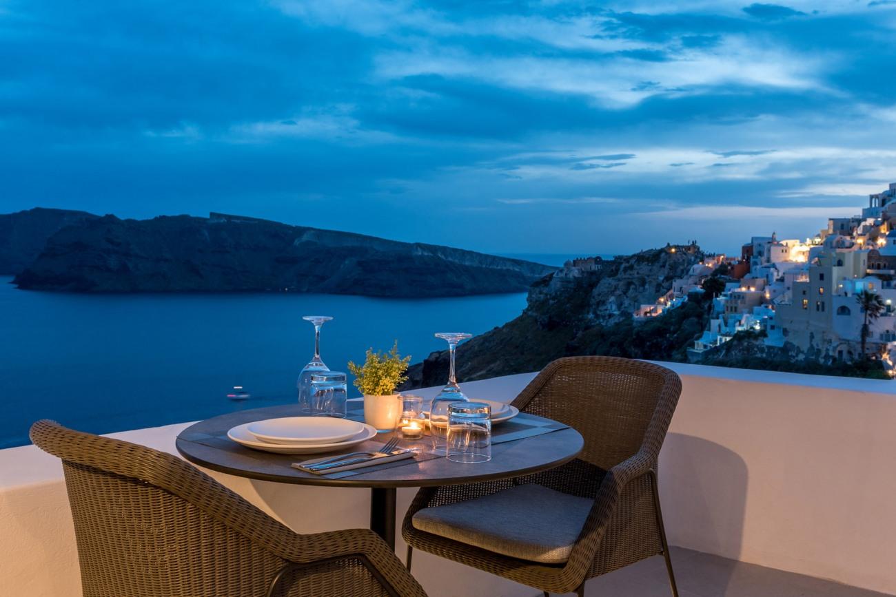 Romantische Oase auf Santorini: Das Oia Castle Luxury Boutique Hotel 6
