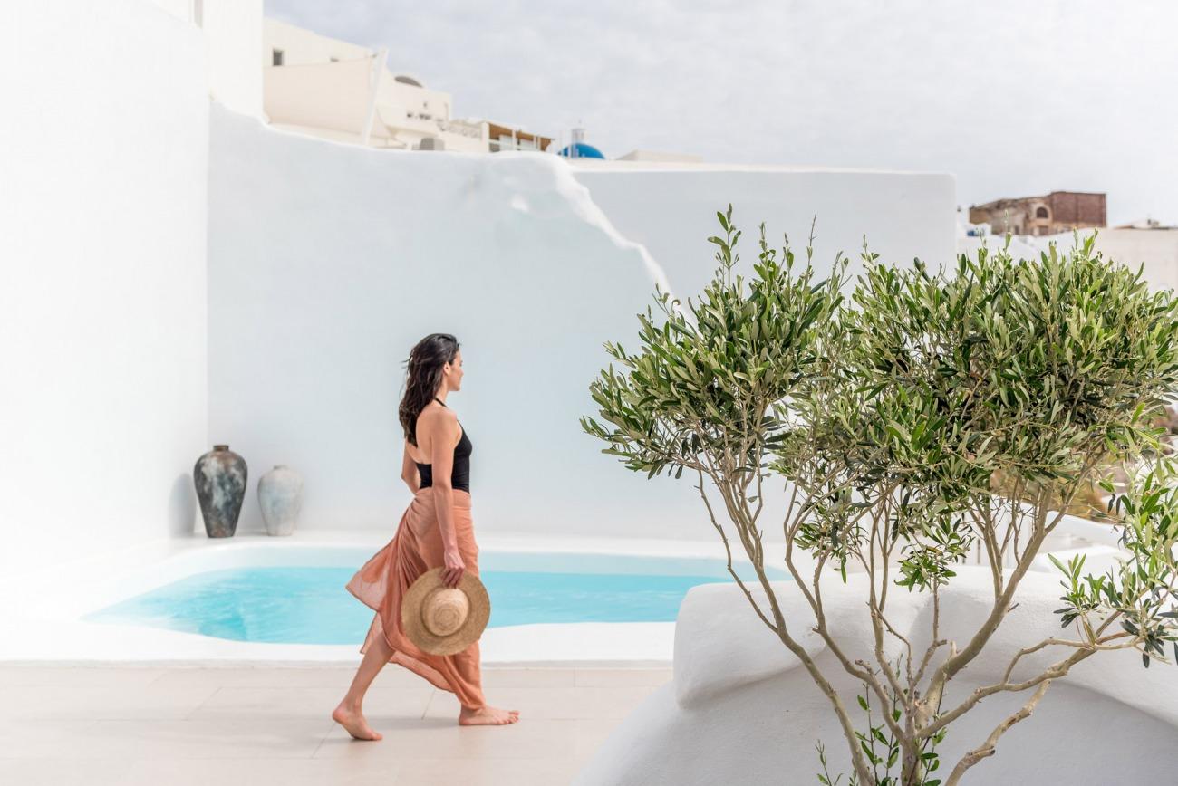 Romantische Oase auf Santorini: Das Oia Castle Luxury Boutique Hotel 5