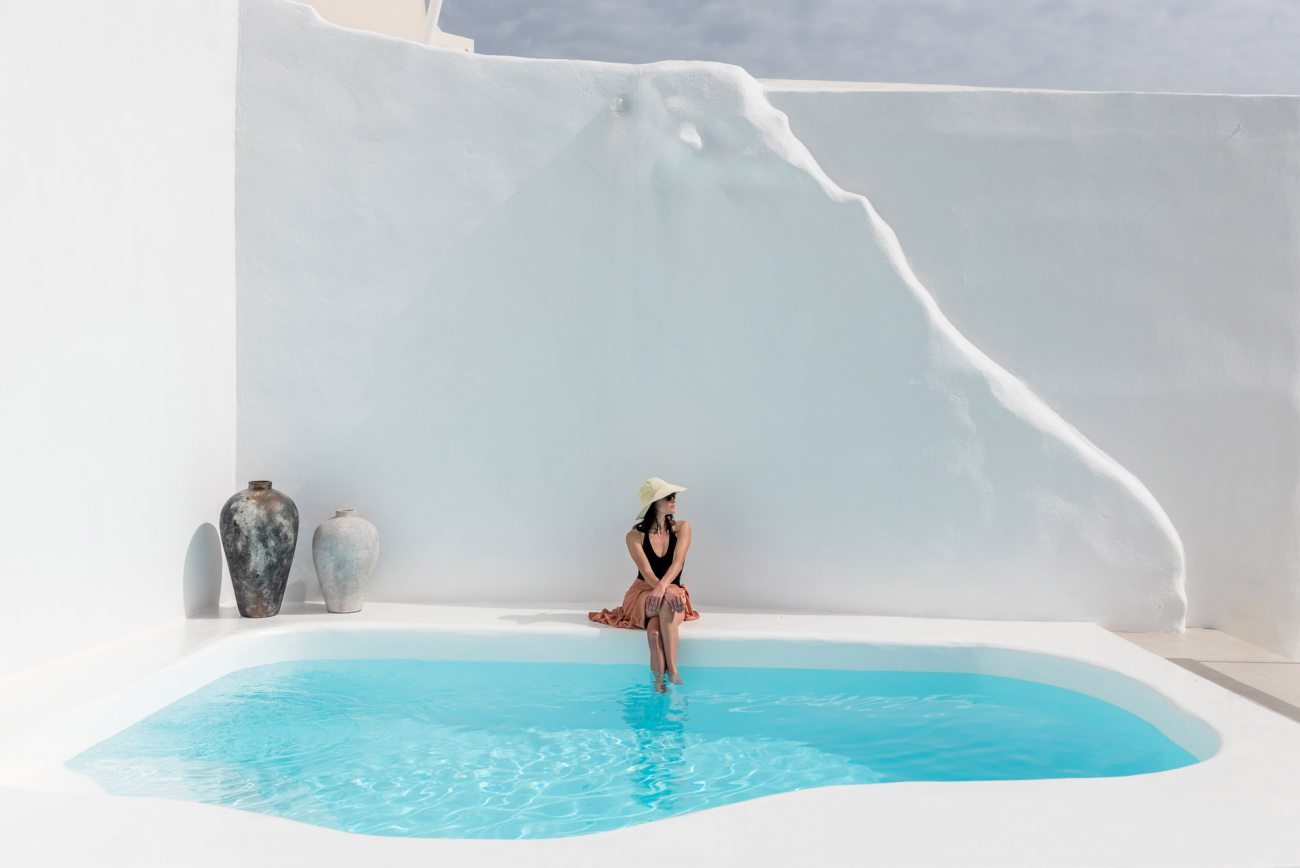 Romantische Oase auf Santorini: Das Oia Castle Luxury Boutique Hotel 4