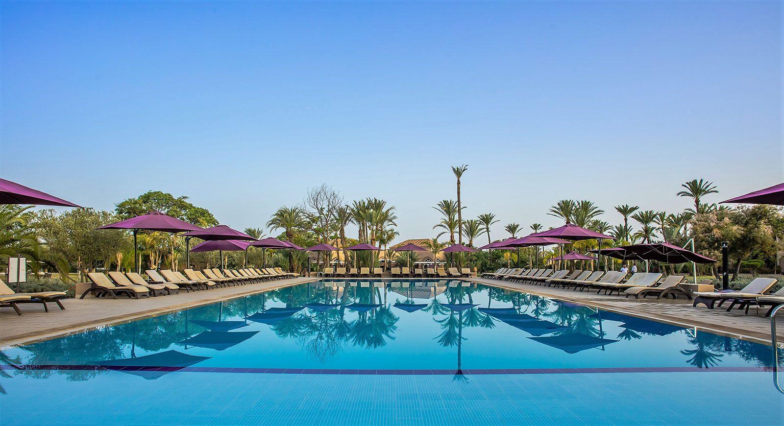 Luxus im Orient: Übernachten im Barceló Palmeraie in Marrakesch 8