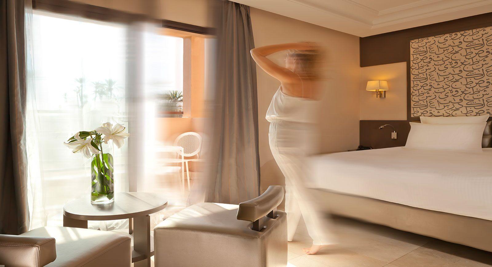 Luxus im Orient: Übernachten im Barceló Palmeraie in Marrakesch 12