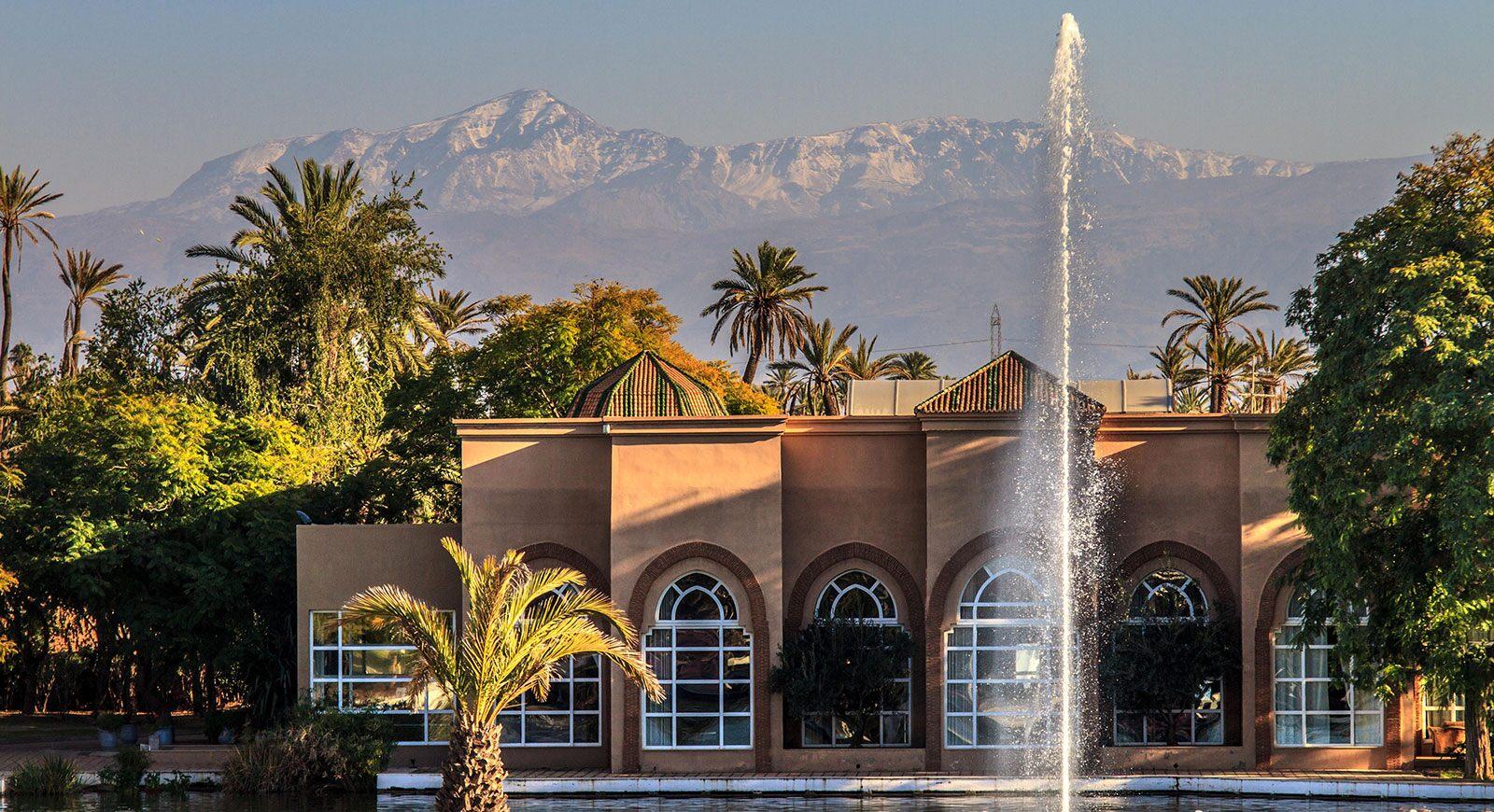 Luxus im Orient: Übernachten im Barceló Palmeraie in Marrakesch 6