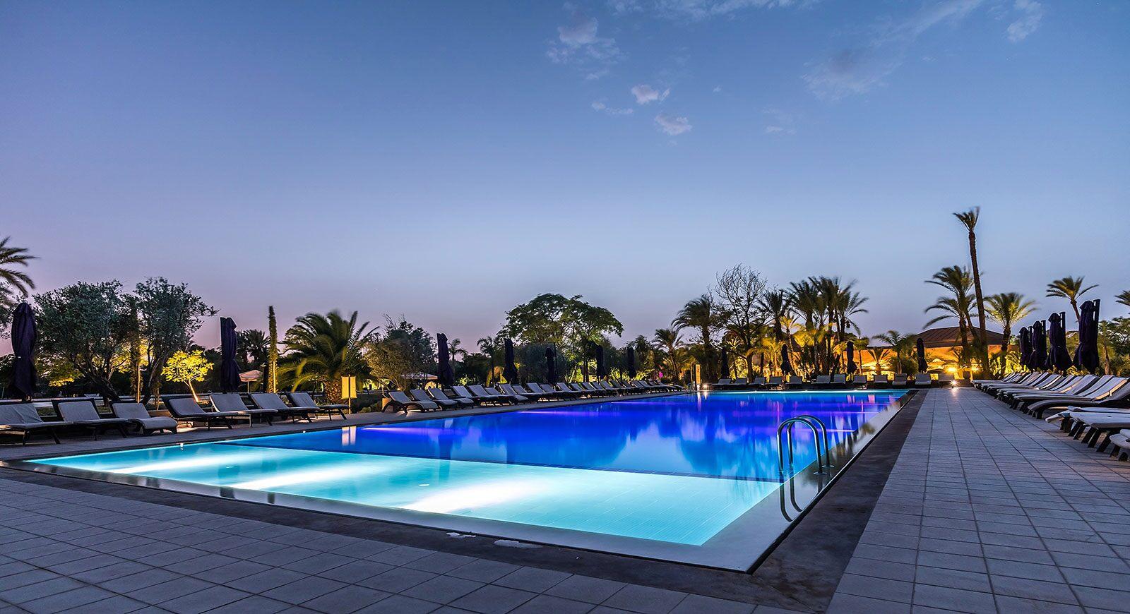 Luxus im Orient: Übernachten im Barceló Palmeraie in Marrakesch 3