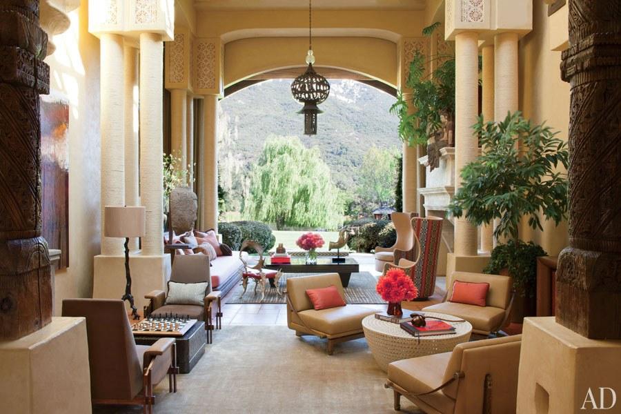 Ein Blick in das Anwesen von Will und Jada Pinkett Smith in Malibu 11
