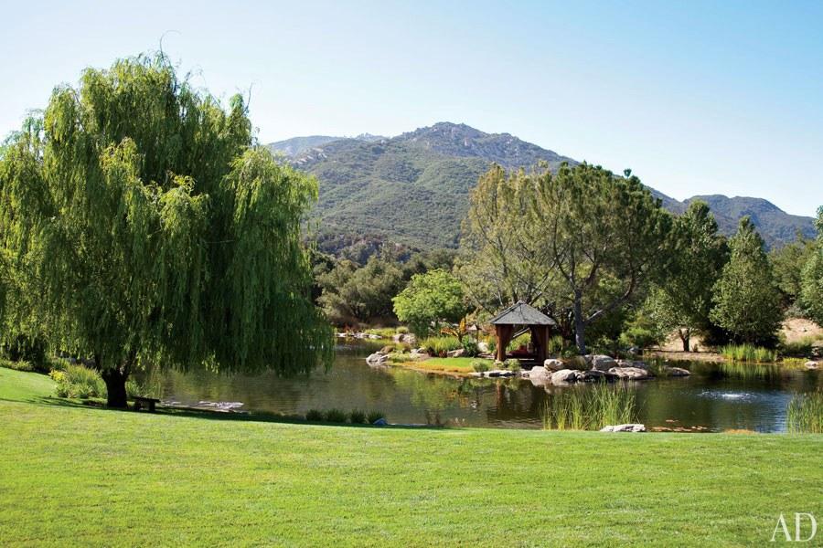 Ein Blick in das Anwesen von Will und Jada Pinkett Smith in Malibu 7