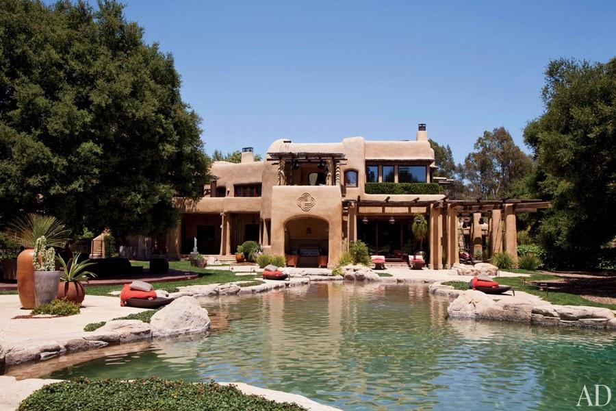 Ein Blick in das Anwesen von Will und Jada Pinkett Smith in Malibu