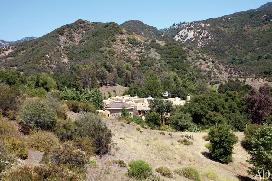 Ein Blick in das Anwesen von Will und Jada Pinkett Smith in Malibu 14