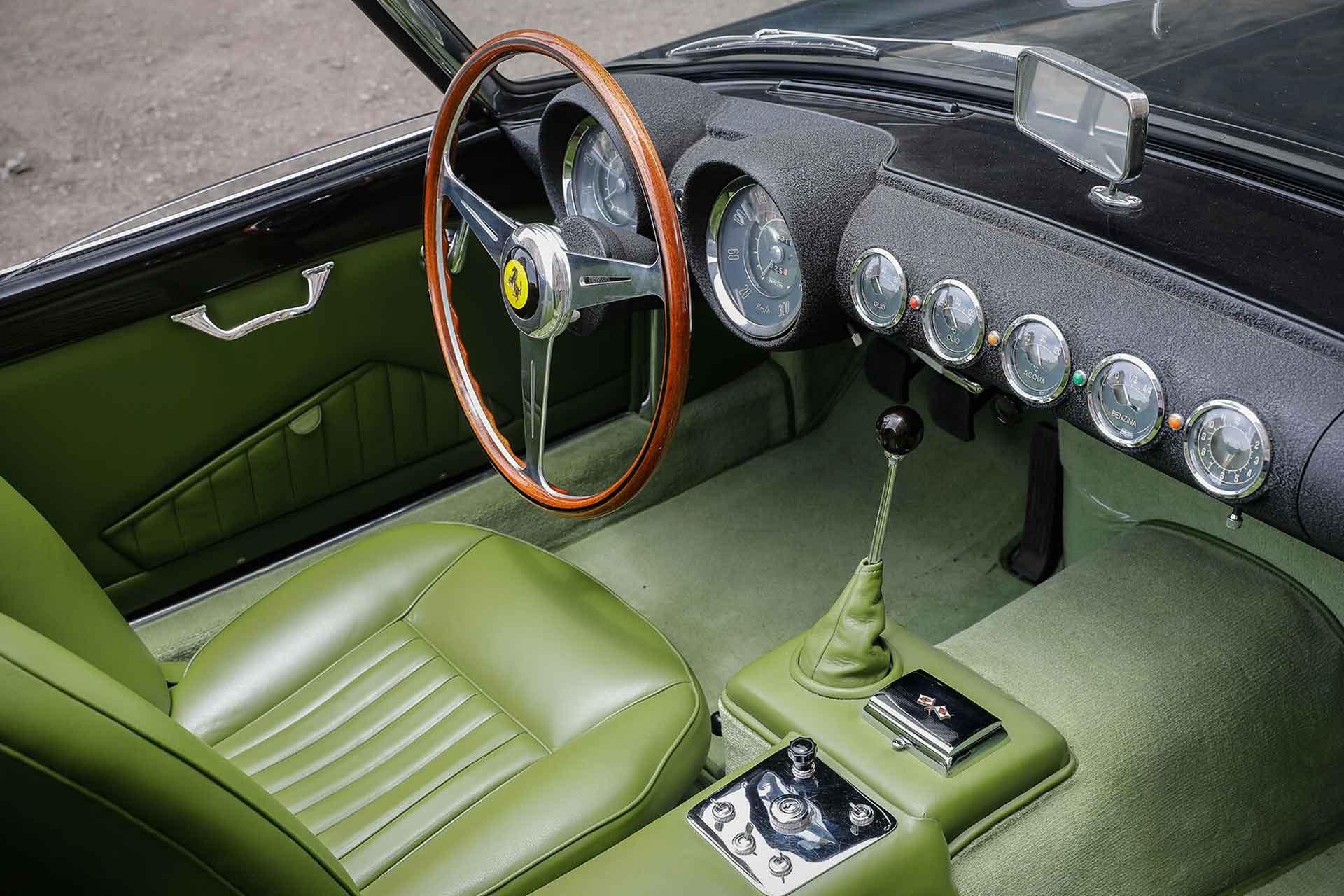 Ein italienisches Kunstwerk: Das Ferrari 250 GT I Cabriolet von 1958