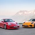 6 Generationen Porsche Pur: 20 Jahre Porsche 911 GT3