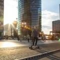 Audis Antwort auf den E-Scooter Trend: Vorsprung durch Cleverness