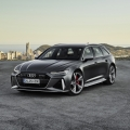 Der neue Audi RS6 Avant: Neue Bilder des V8-Power-Kombi mit 600 PS