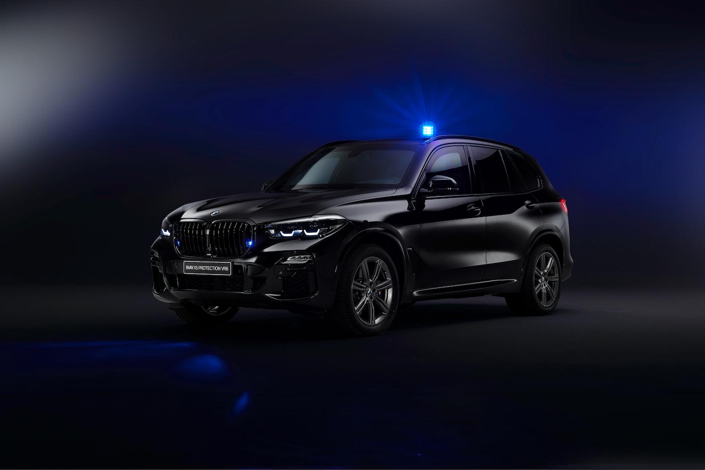 Schutz ohne Kompromisse: Der neue Panzer-BMW X5 Protection VR6 1