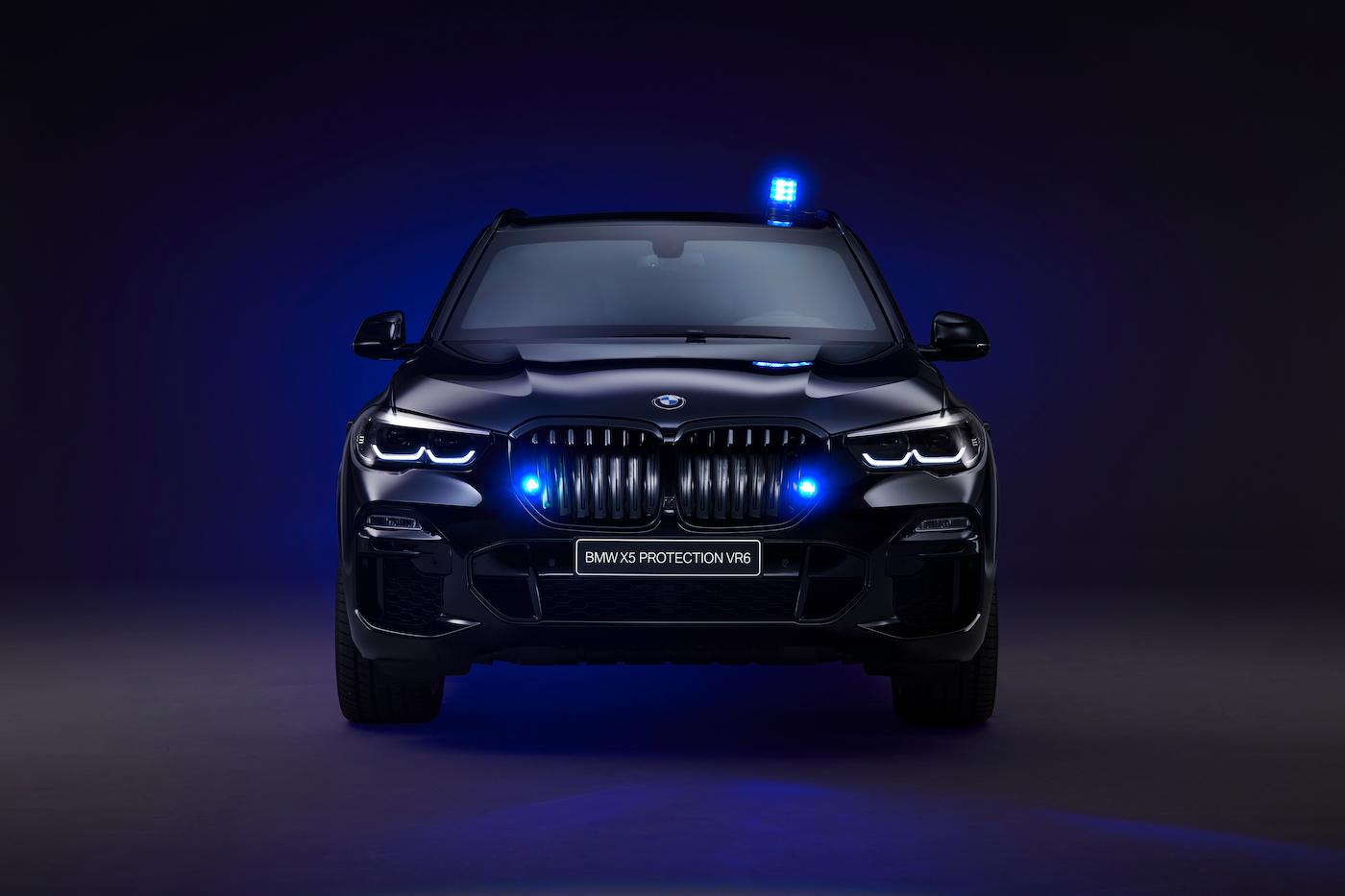 Schutz ohne Kompromisse: Der neue Panzer-BMW X5 Protection VR6 6