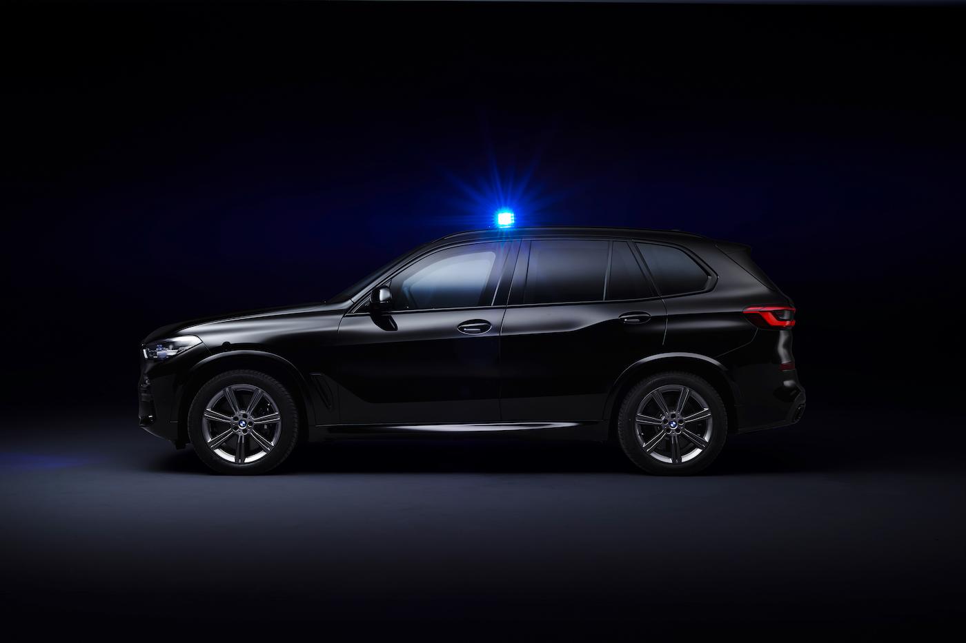 Schutz ohne Kompromisse: Der neue Panzer-BMW X5 Protection VR6 2