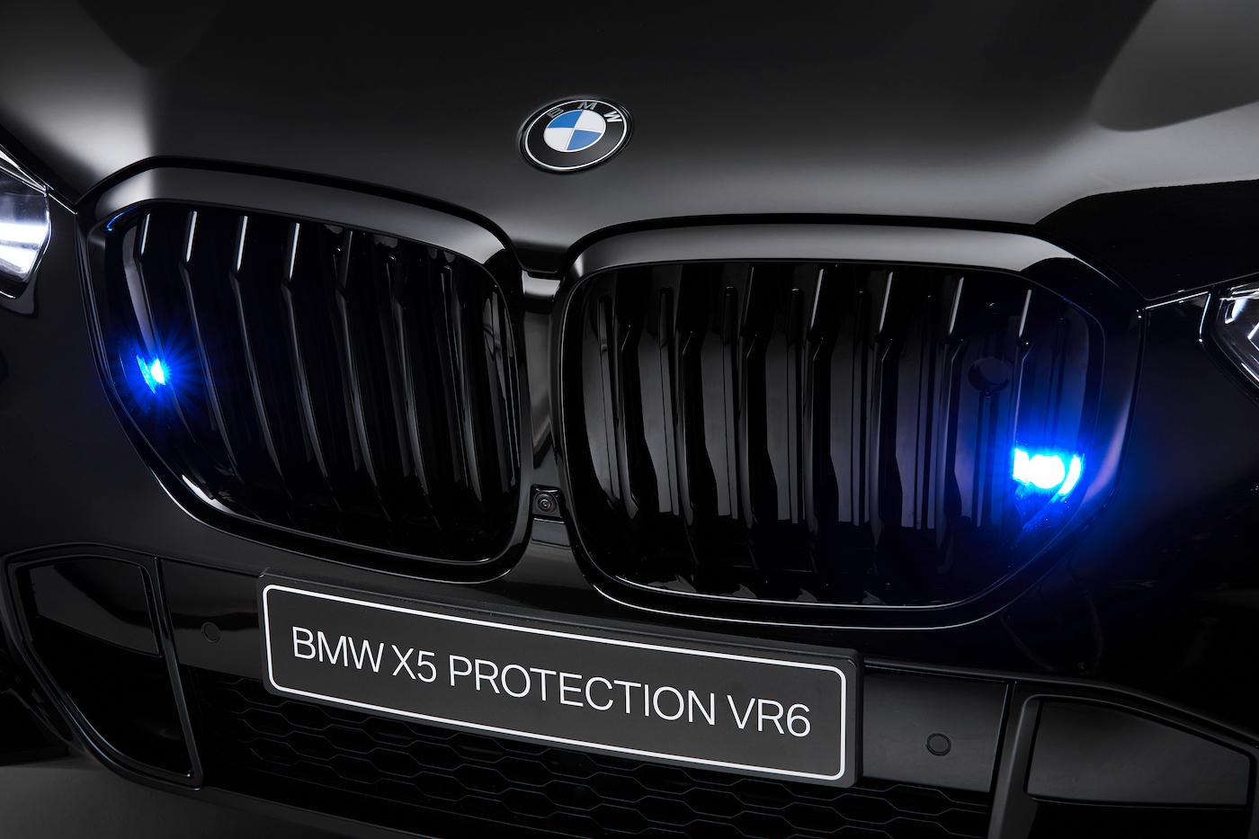 Schutz ohne Kompromisse: Der neue Panzer-BMW X5 Protection VR6 11