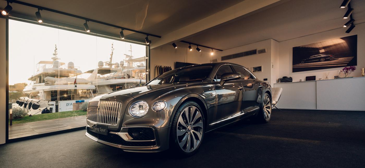 Mit Bentley in Porto Cervo: Die Bentley Summer Tour 2019 10
