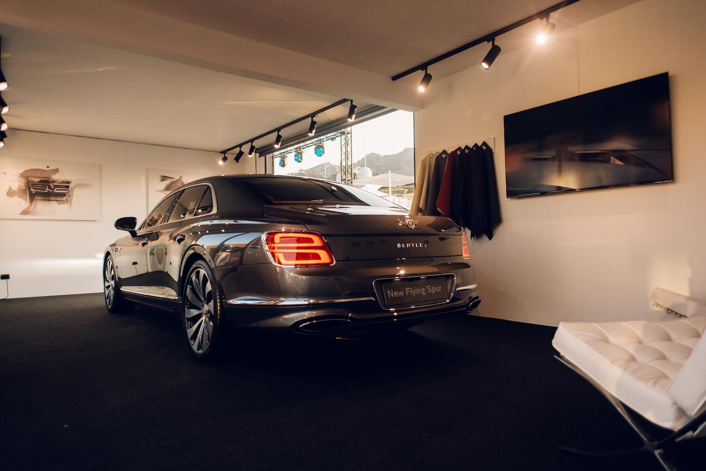 Mit Bentley in Porto Cervo: Die Bentley Summer Tour 2019 11