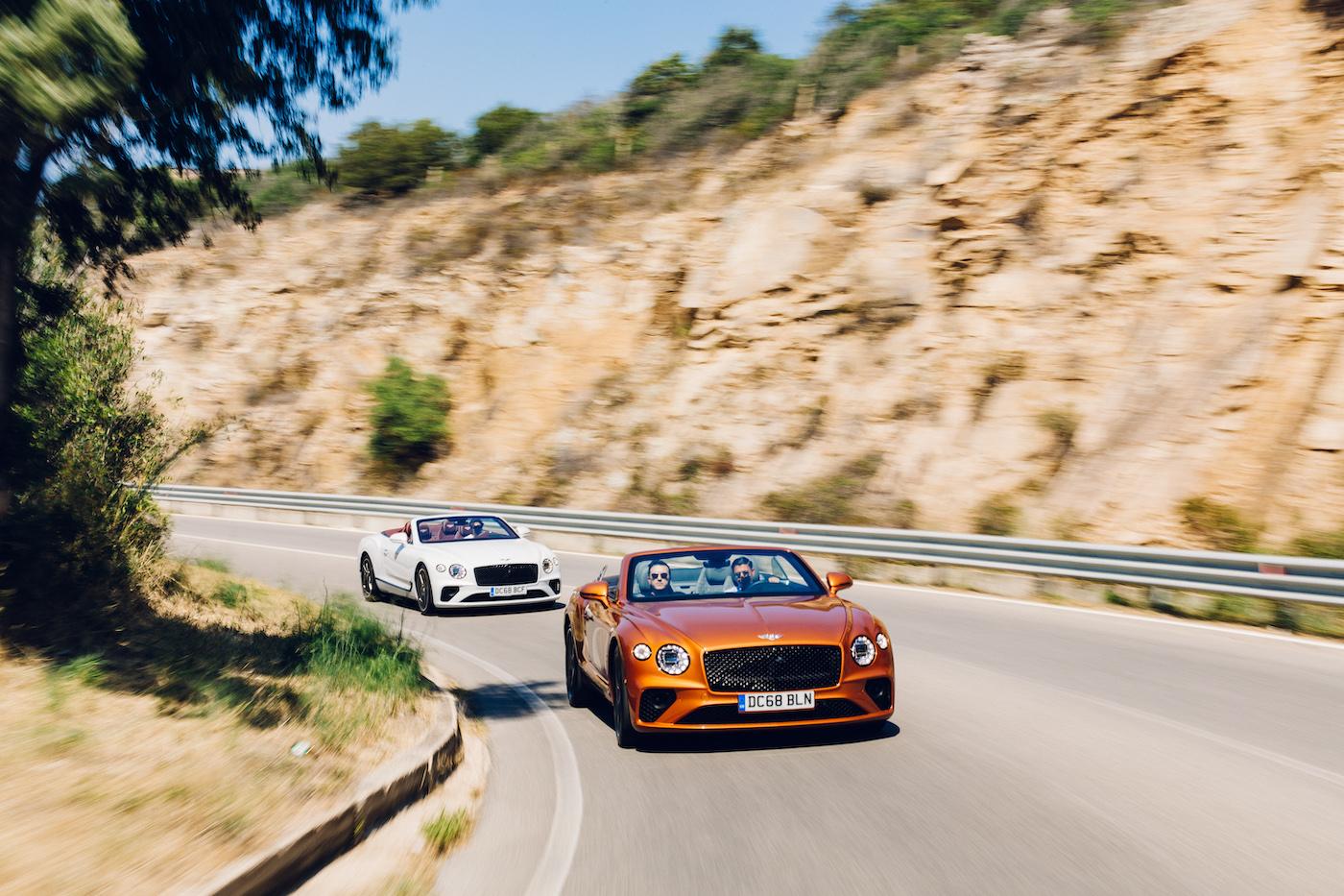 Mit Bentley in Porto Cervo: Die Bentley Summer Tour 2019 13