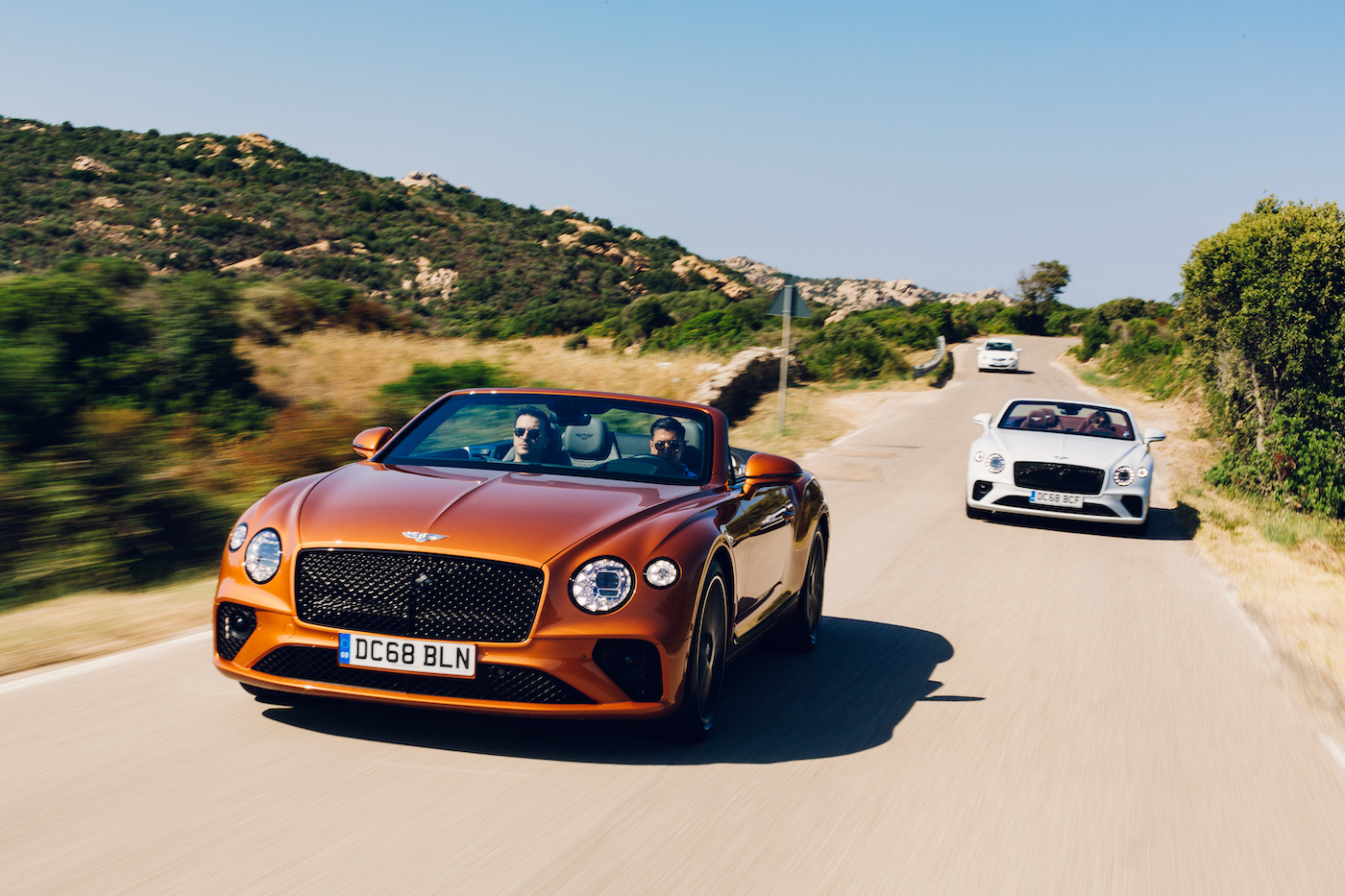 Mit Bentley in Porto Cervo: Die Bentley Summer Tour 2019 15