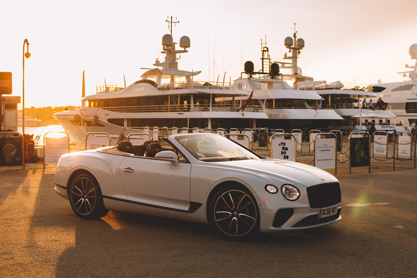 Mit Bentley in Porto Cervo: Die Bentley Summer Tour 2019 14