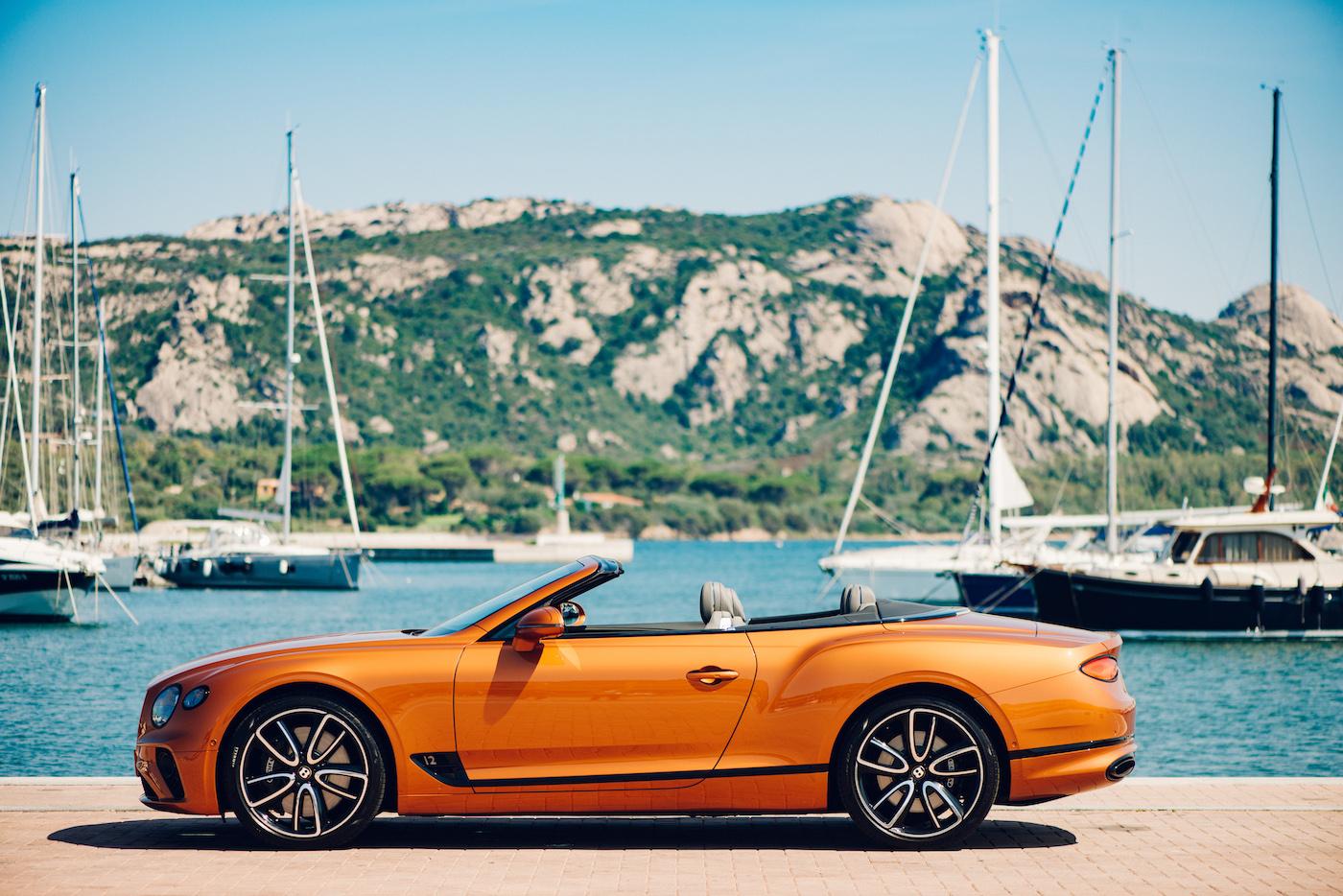 Mit Bentley in Porto Cervo: Die Bentley Summer Tour 2019 5
