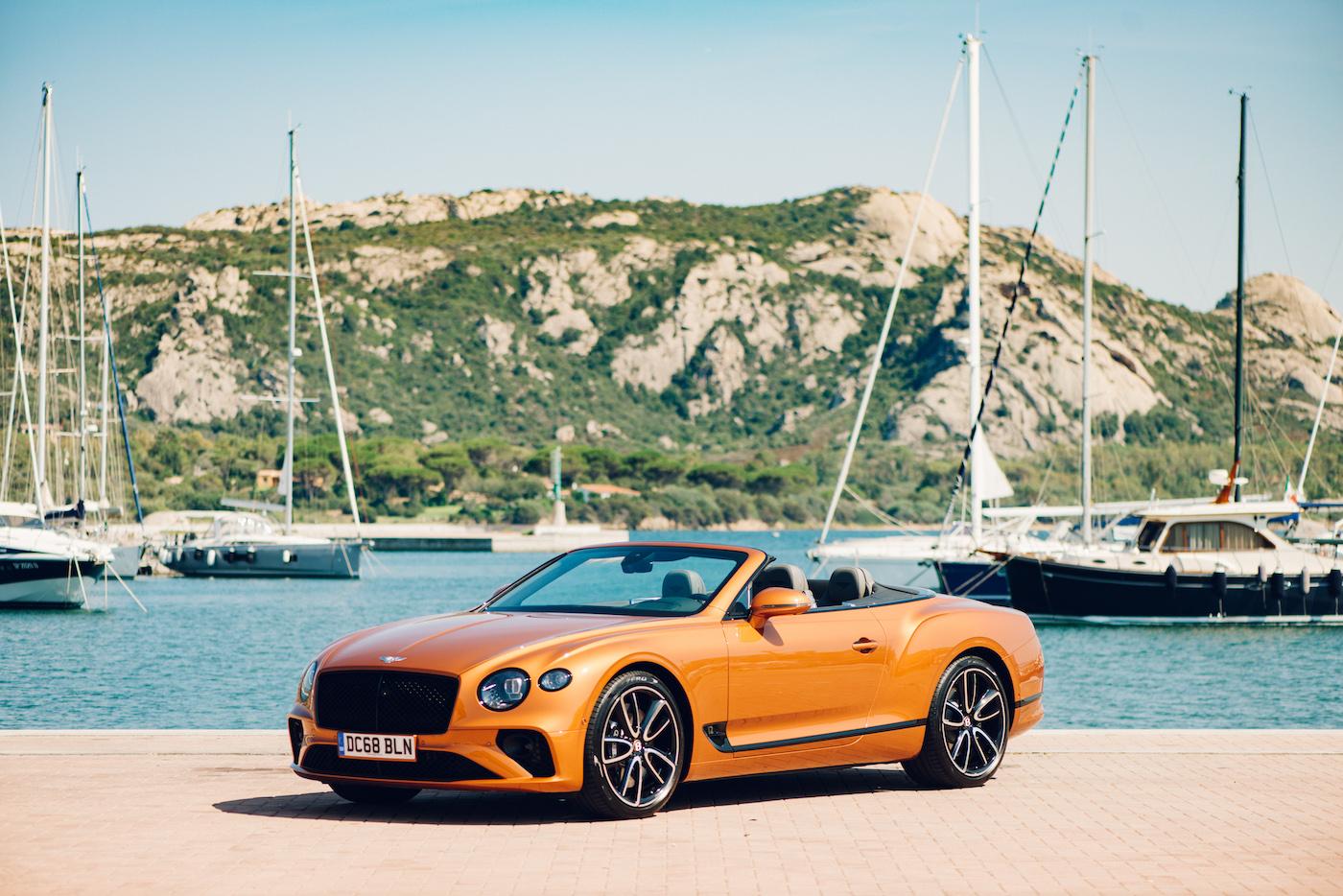 Mit Bentley in Porto Cervo: Die Bentley Summer Tour 2019 1