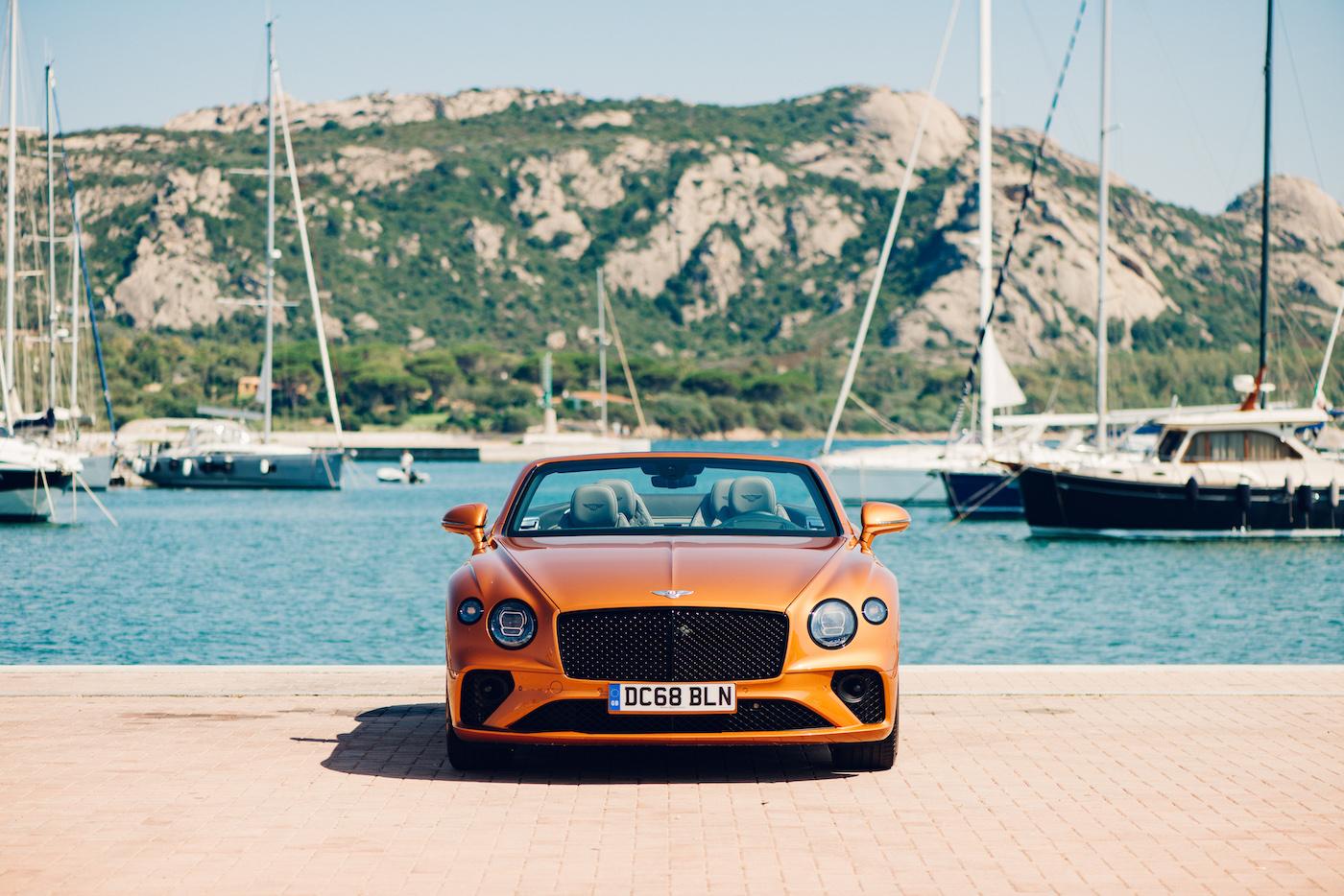 Mit Bentley in Porto Cervo: Die Bentley Summer Tour 2019 6