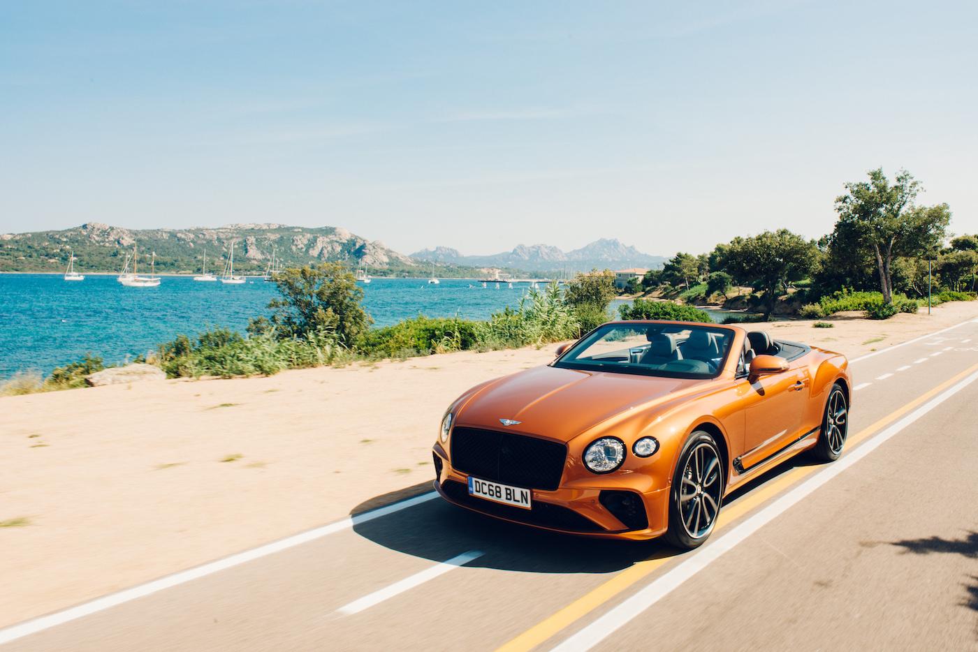 Mit Bentley in Porto Cervo: Die Bentley Summer Tour 2019 7
