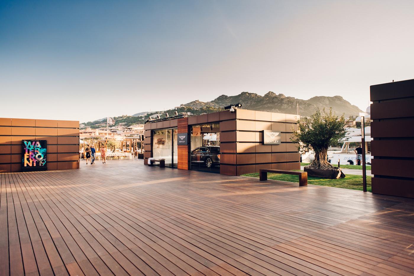 Mit Bentley in Porto Cervo: Die Bentley Summer Tour 2019 8
