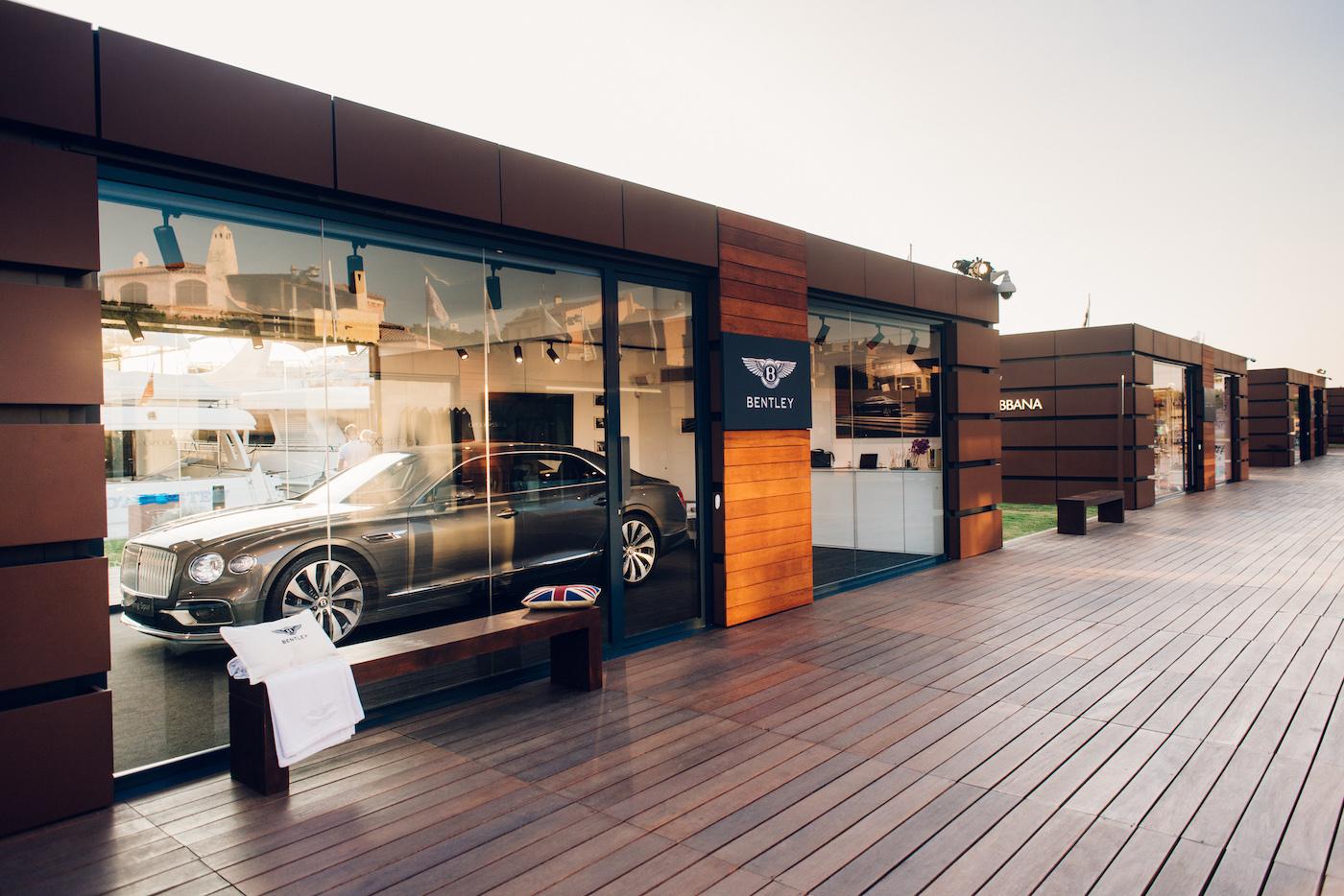 Mit Bentley in Porto Cervo: Die Bentley Summer Tour 2019 9