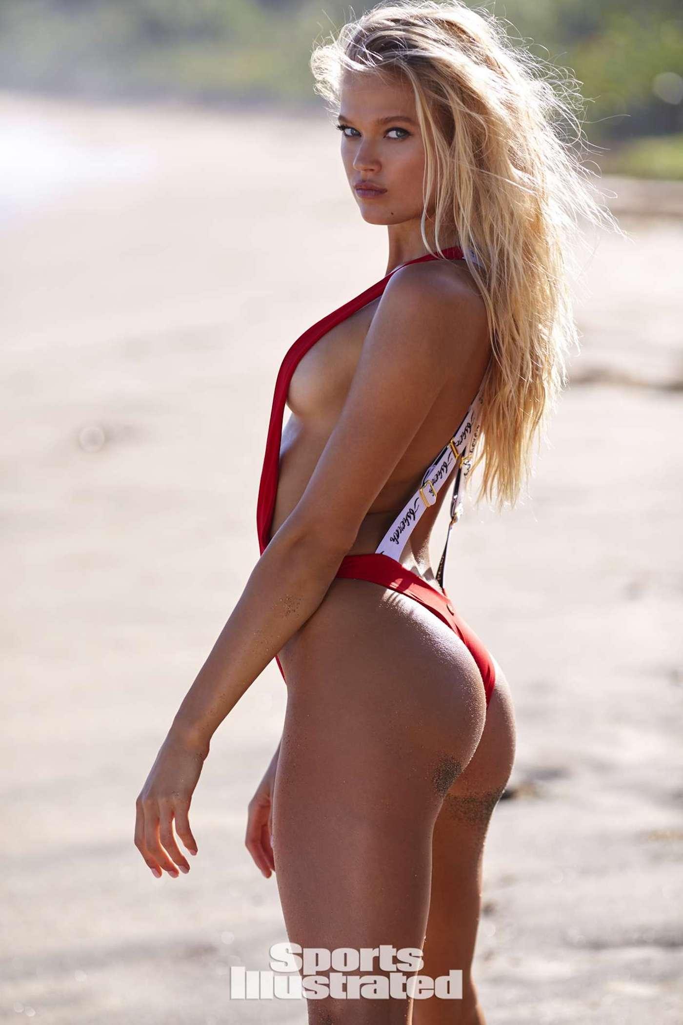 Vita Sidorkina für die Sports Illustrated Swimsuit Issue in Nevis 17