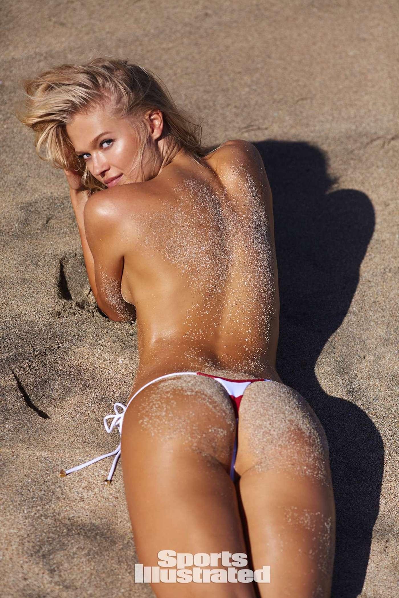 Vita Sidorkina für die Sports Illustrated Swimsuit Issue in Nevis 16