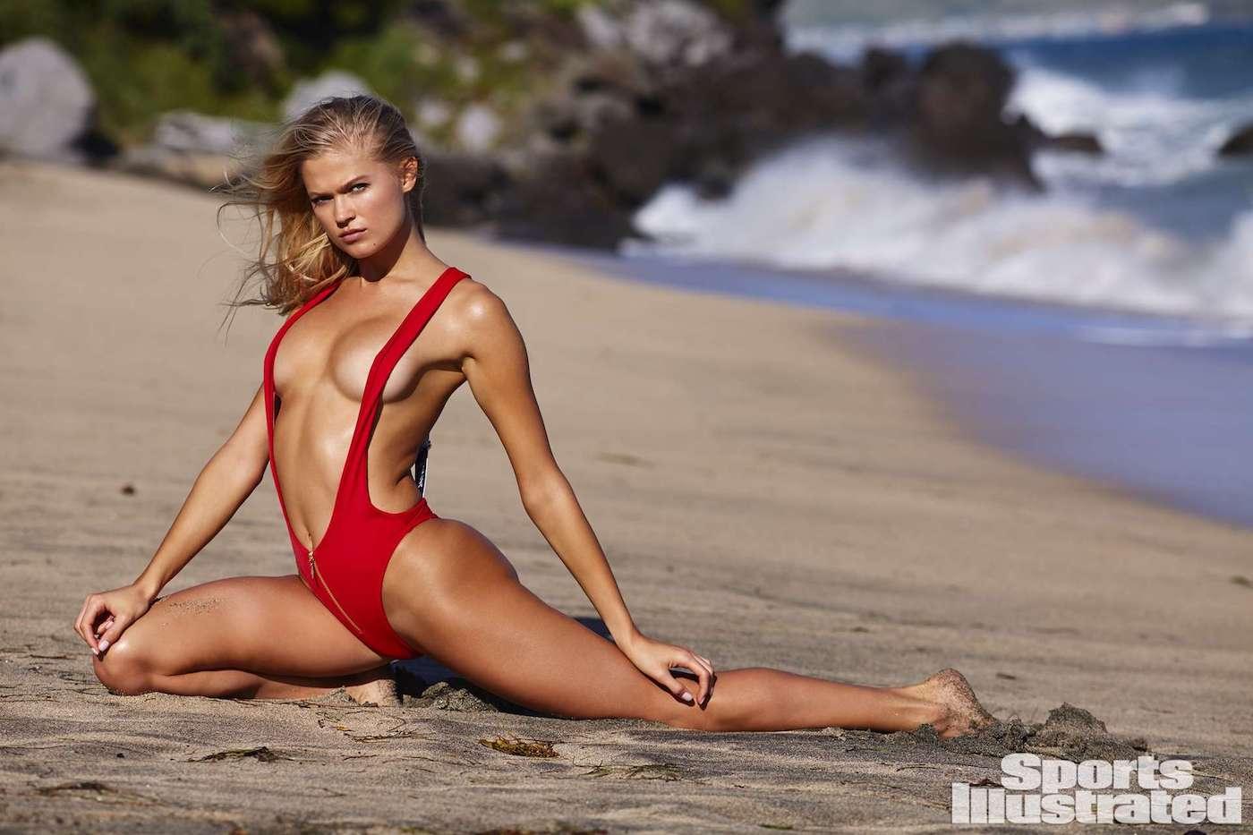 Vita Sidorkina für die Sports Illustrated Swimsuit Issue in Nevis 7