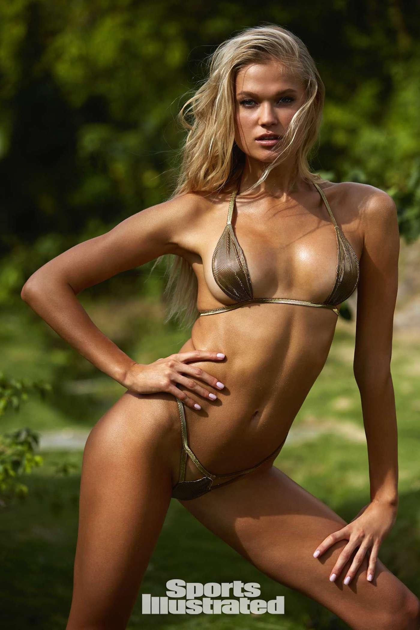 Vita Sidorkina für die Sports Illustrated Swimsuit Issue in Nevis 6