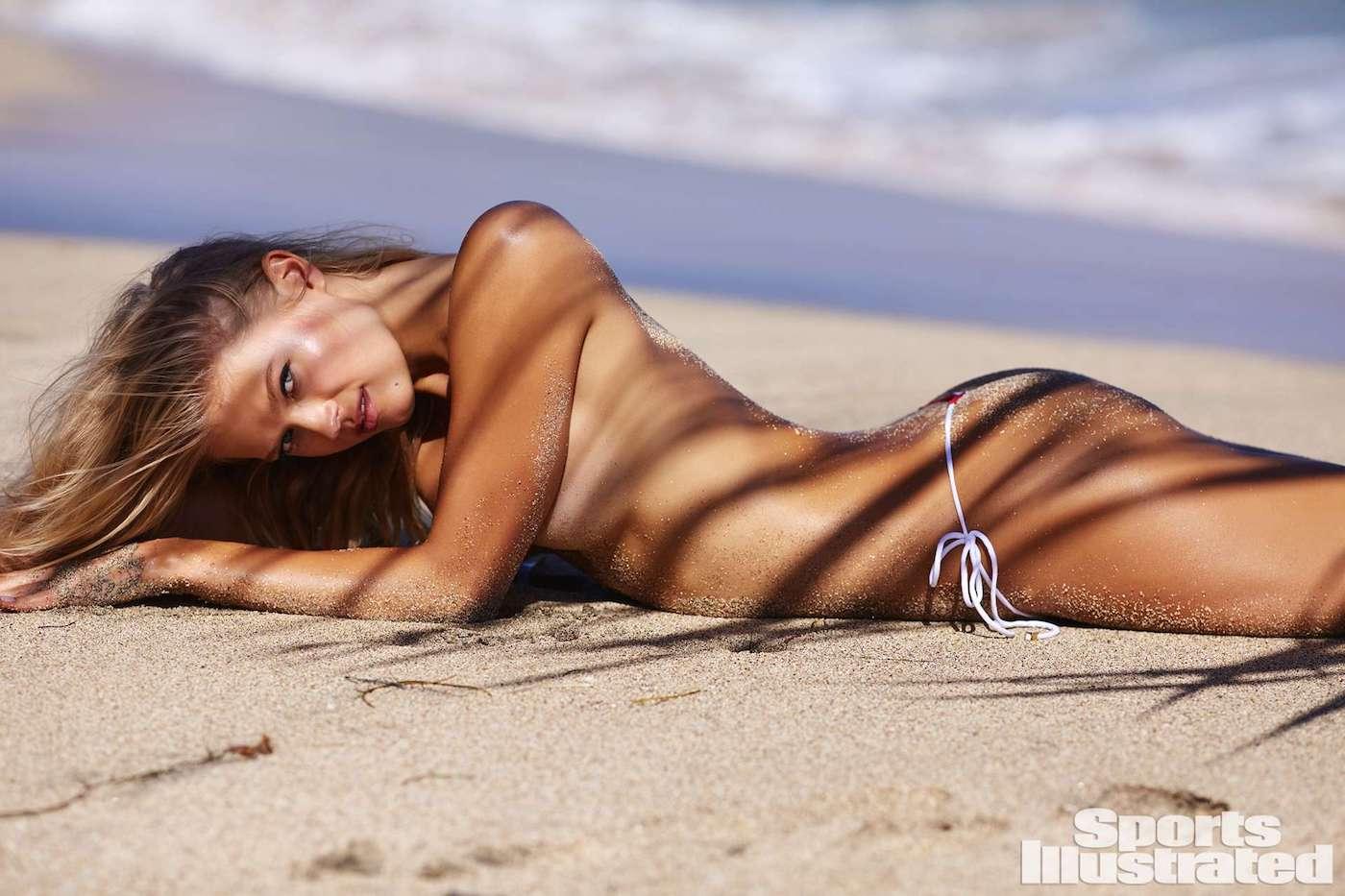 Vita Sidorkina für die Sports Illustrated Swimsuit Issue in Nevis 1
