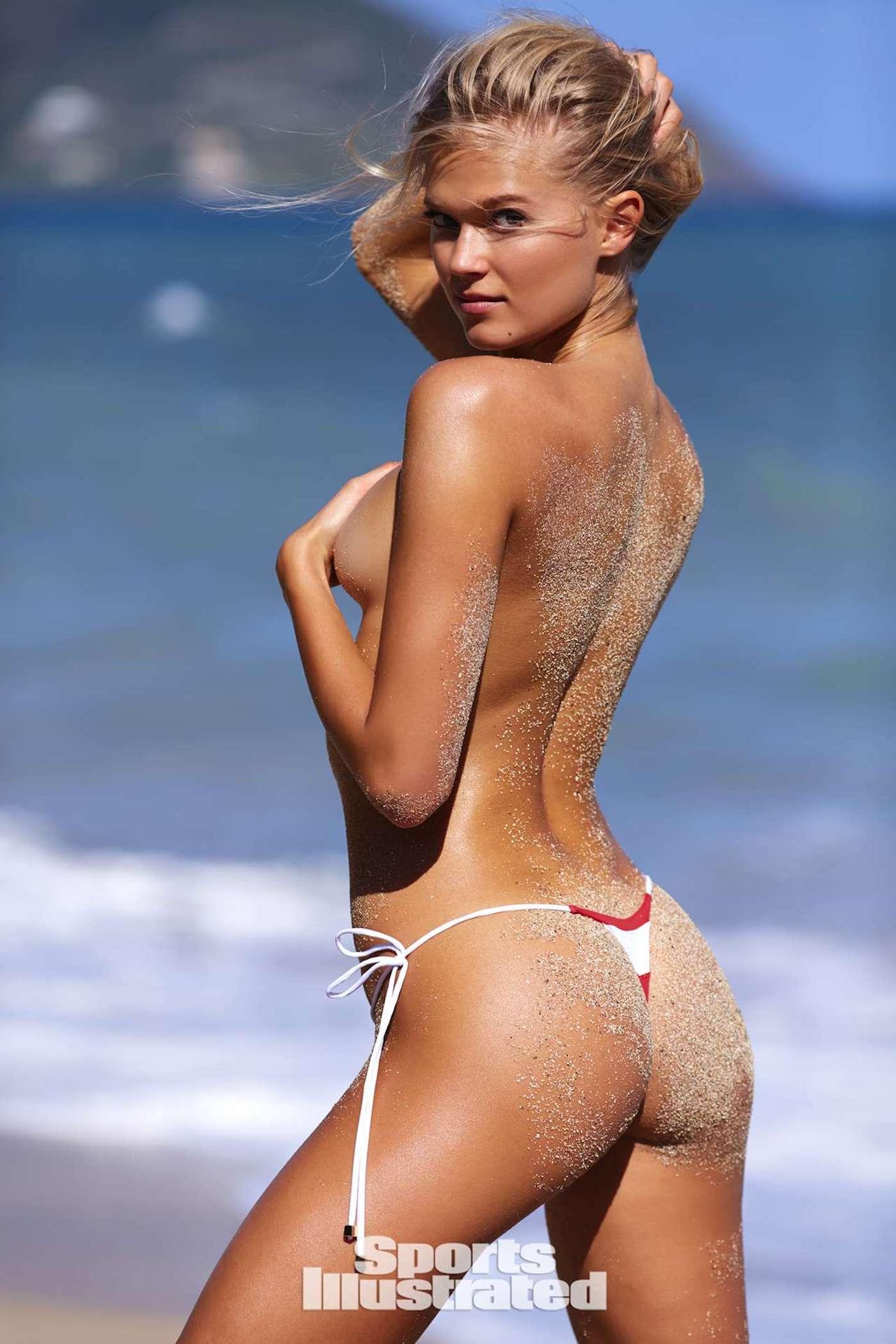 Vita Sidorkina für die Sports Illustrated Swimsuit Issue in Nevis 29