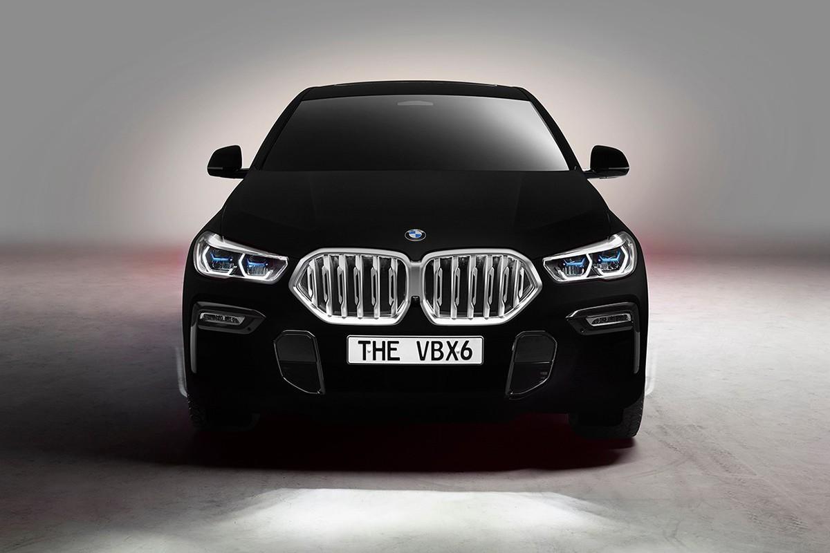 Der BMW X6 in Vantablack: Das dunkelste Auto der Welt 3