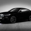 Der BMW X6 in Vantablack: Das dunkelste Auto der Welt