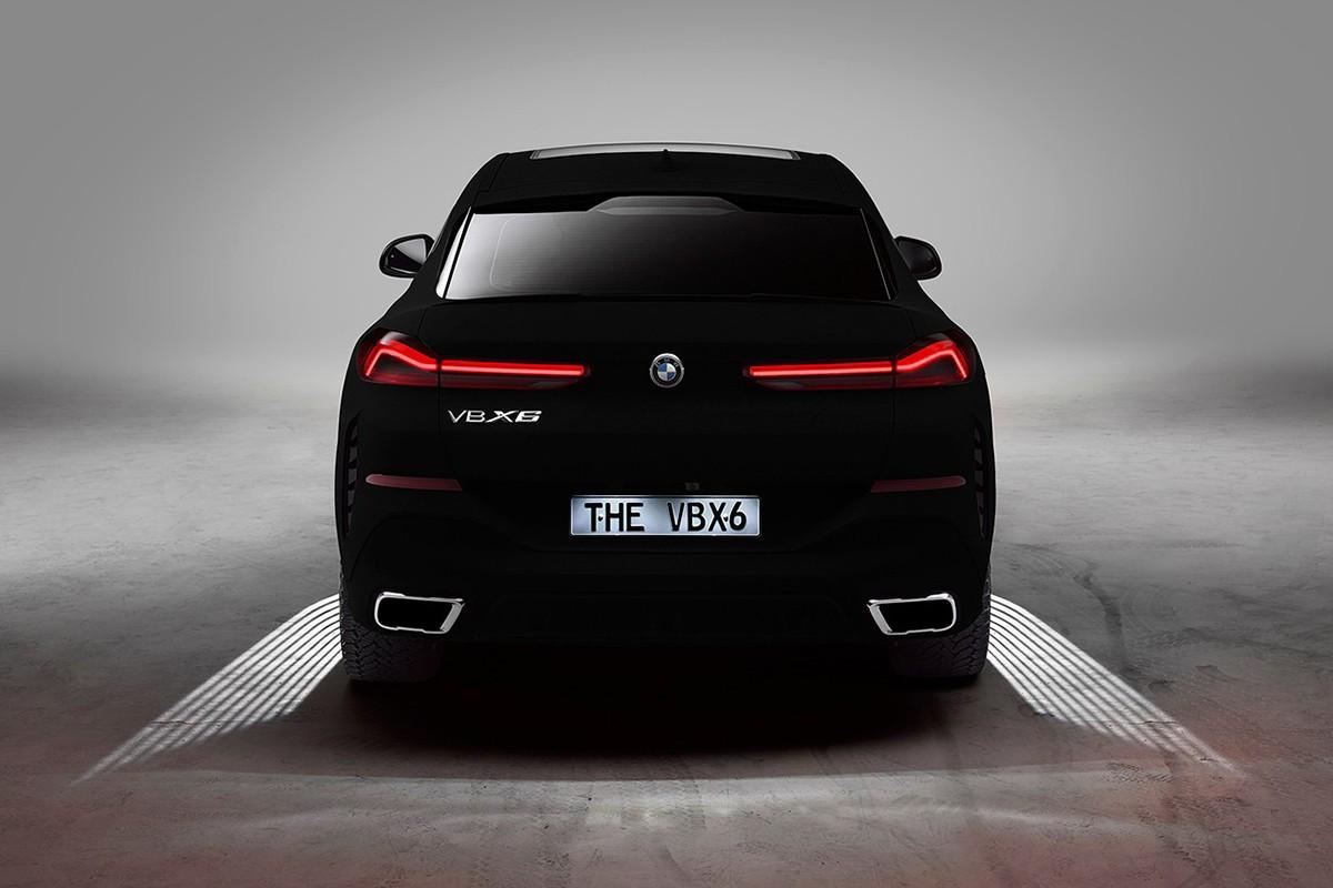 Der BMW X6 in Vantablack: Das dunkelste Auto der Welt 5
