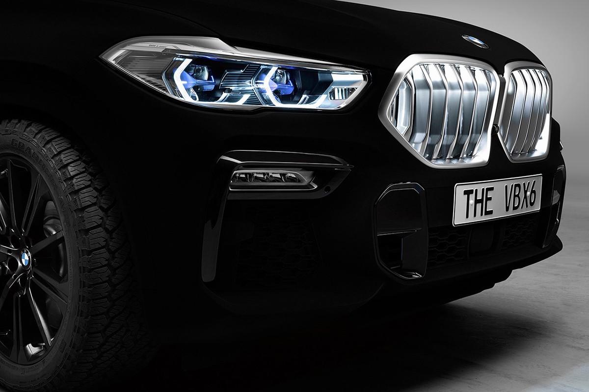Der BMW X6 in Vantablack: Das dunkelste Auto der Welt 6