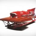 Das erste und einzige von Ferrari angetriebene Boot der Welt: Das Ferrari Arno XI Rennboot