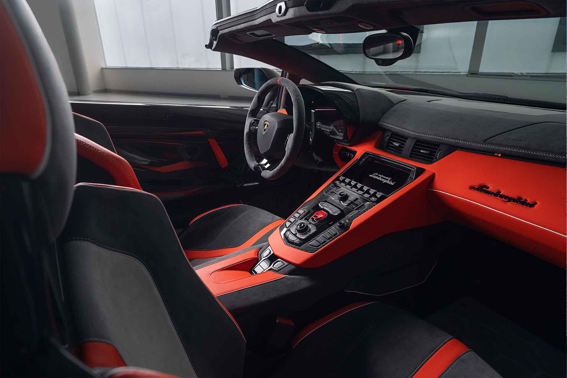 Sondermodell für Sammler: Der Lamborghini Aventador SVJ 63 Roadster 3